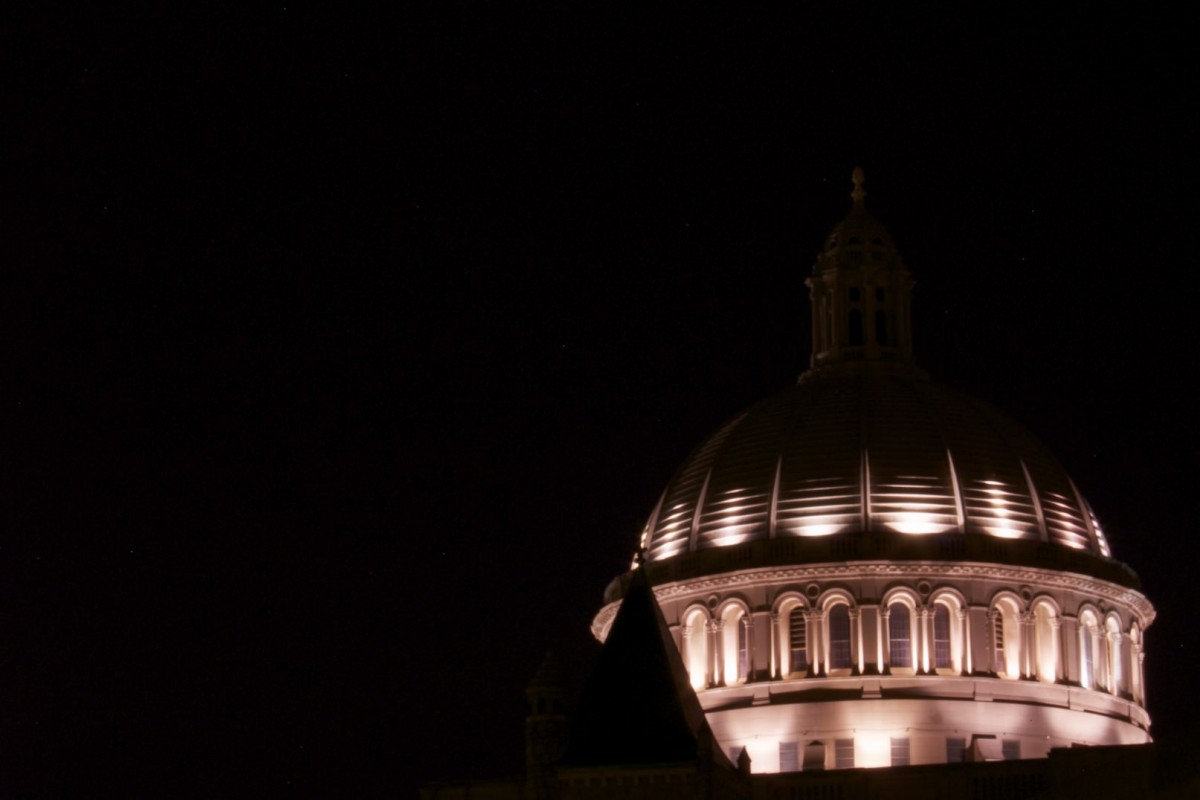 Boston - Christian Science Center